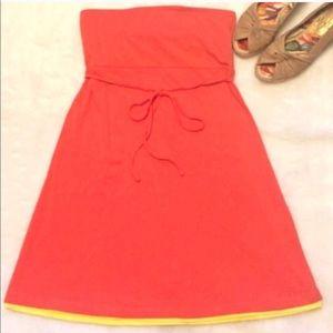 🔷BOGO🔷🆕 Moda sexy strapless mini summer dress